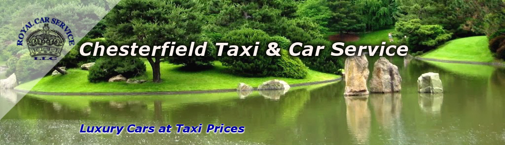 Chesterfield Taxi Car Service St Louis Mo